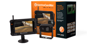 Luda.farm Photo of MachineCam Mini: Screen, camera and packaging